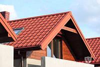 Как крепить металлочерепицу на крыше?