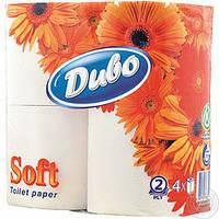 Туалетная бумага ДИВО Soft