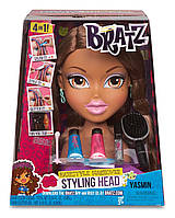 Голова - манекен для причесок Братц Ясмин Bratz Styling Head- Yasmin, фото 1