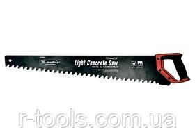 Ножовка по пенобетону, 500 мм, защ. покр., твердосплавные напайки на зубья, 2-х комп. рук-ка MTX 233809