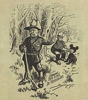 История игрушек - медвежонок «Тедди»
