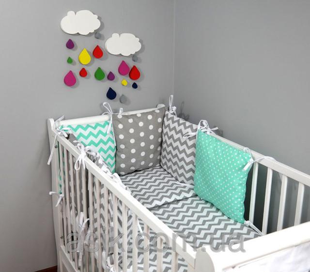 Детское постельное белье у партнера-производителя на http://asik.com.ua