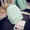 Женский рюкзак в ромашках, фото 2