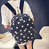 Женский рюкзак в ромашках, фото 6