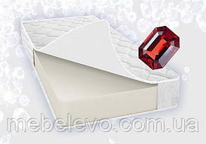 Полуторный матрас Рубин 140х200 Світ Меблів h16  пена беспружинный 110кг, фото 2