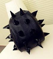 Черный рюкзак Еж маленький, фото 1