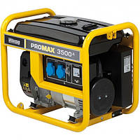 Бензиновый генератор Briggs & Stratton Pro Max 3500A