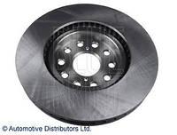 Диск тормозной передний TRW DF4877, DF2683; NIPPARTS J3302108, J3302126, J3302102 на Toyota Carina, Celica