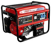Бензиновый генератор TIGER EC6500AE  с электростартером