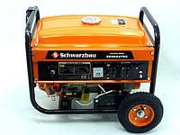 Бензиновый генератор Schwarzbau AG-HA-3000