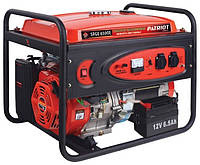 Бензиновый генератор Patriot SRGE 6500E с электростартером