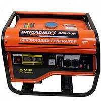 Бензиновый генератор Brigadier Professional BGP-30Н