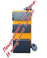 Универсальный твердотопливный котёл КRONAS UNIC 15 квт площадь обогрева помещения до 150 м2