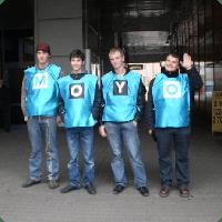 Проведение промо акций, организация BTL акций в Киеве