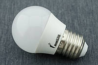 LED лампа Sirius Шарик G45 5Вт E27 3000K