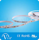 Светодиодная лента RISHANG 2835-60-12V-IP65 12W 3000K (R6060TA-A)