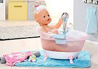 Интерактивная Ванночка с Душем для куклы Baby Born Zapf Creation 822258