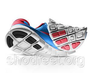 Конструкция обуви.