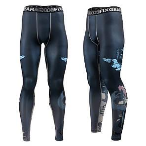 Компрессионные штаны Fixgear FPL-79, фото 2