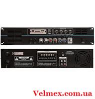 Трансляционный усилитель BiG PA4ZONE300 MP3/FM 4-х зонный
