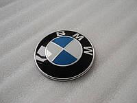 Эмблема (значёк) BMW задняя (крышки багажника) BMW  6 E63 E64