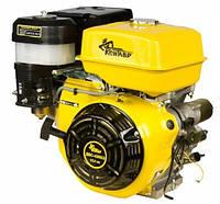 Двигатель бензиновый Кентавр ДВС-420БЭ с электростартером