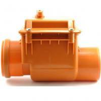 Запорный клапан ПВХ д.110 Мпласт