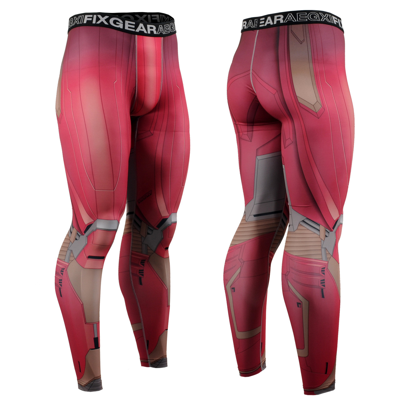 Компрессионные штаны Fixgear FPL-81