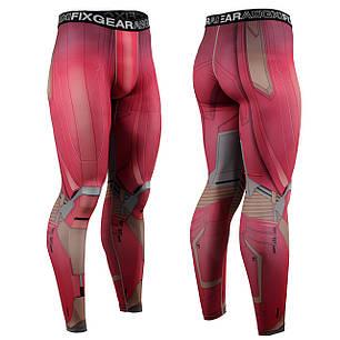 Компрессионные штаны Fixgear FPL-81, фото 2