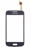 Оригинальный тачскрин / сенсор (сенсорное стекло) Samsung Galaxy Trend 3 G3502 G3502U G3508 G3509 черный цвет