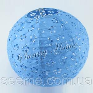 Шар подвесной декоративный «Ажур», диаметр 35 см