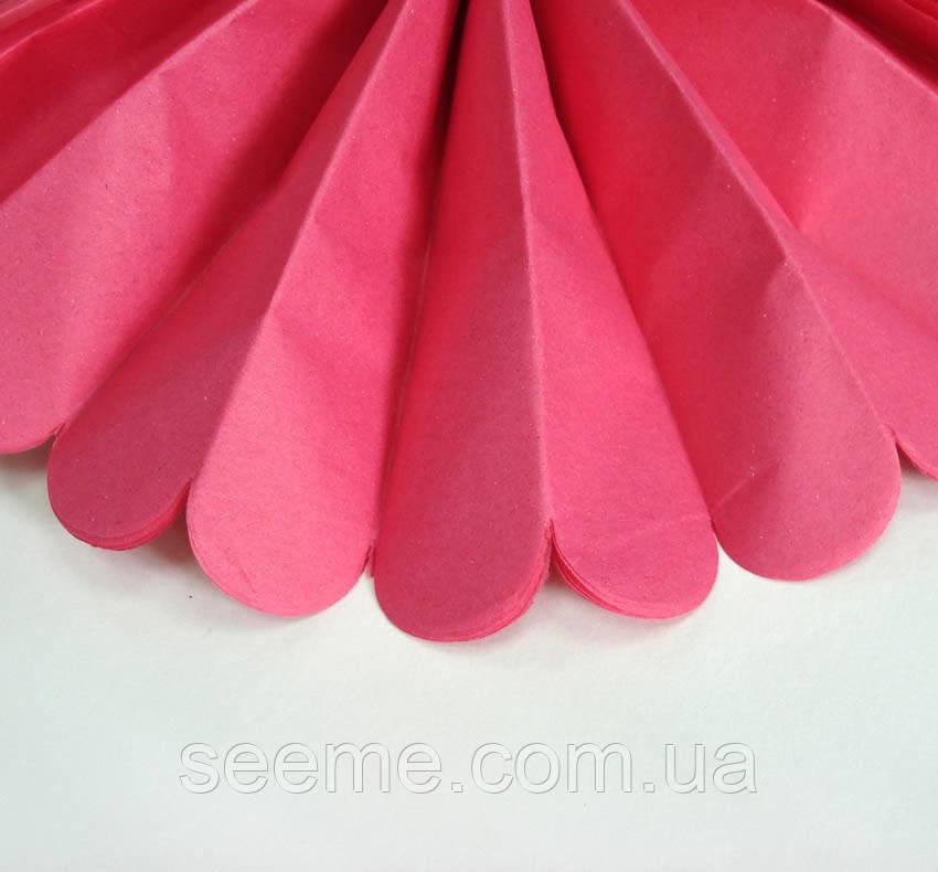 Бумажные помпоны из тишью «Azalia», из 12 листов, диаметр 50 см