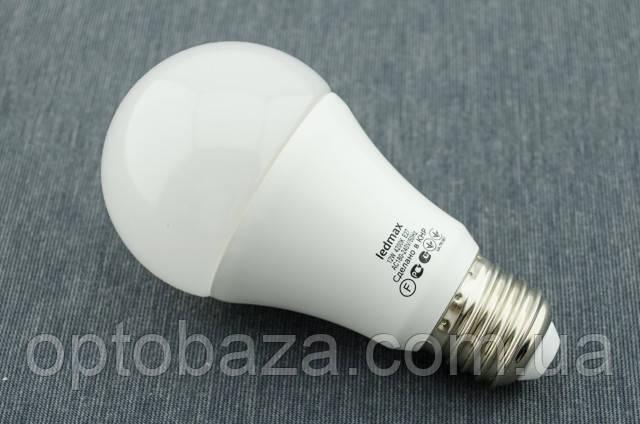 LED лампа Ledmax А60 7Вт E27 4200K