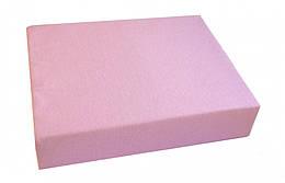 Простынь Twins на резинке 120/60 03, розовый