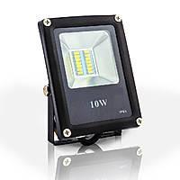 Светодиодный прожектор 10W SMD AVT1-IC Slim 6500K, 220V, IP65