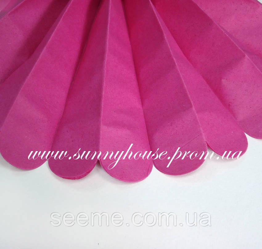 Бумажные помпоны из тишью «Cerize», диаметр 35 см.