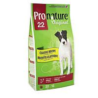 Pronature Original (Пронатюр Ориджинал) ЯГНЕНОК ВЗРОСЛЫХ сухой супер премиум корм для собак, 2,72кг