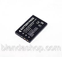 Аккумулятор для камер CASIO - NP-30 (Li-20B, KLIC-5000, LI-20B, D-L12, NP-60) - аналог на 1200 ма