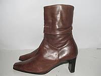 Elastomere _Кожа _качественные ботинки _36р 23.5