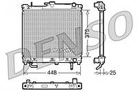 Радиатор охлаждения двигателя DENSO DRM47003; AVA SZ2109; 1770081A11, 1770080A10 на Suzuki Jimny