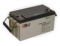Гелевая (GEL) аккумуляторная батарея SBat 12V 65Ач