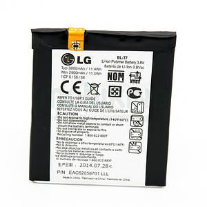 Оригинальная батарея на LG G2/D802 (BL-T7) для мобильного телефона, аккумулятор для смартфона.