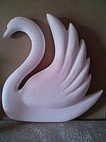 Лебеды объемные из пенопласта