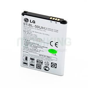 Оригинальная батарея на LG G2 mini/D618/D620 (BL-59UH) для мобильного телефона, аккумулятор для смартфона.