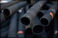 Рукава резиновые напорно-всасывающие для керосина, бензина, масла ГОСТ 5398-76: Класс Б 100мм * 0,5МПа