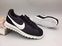 Кроссовки женские Nike  Classic Cortez Epic D897 Чёрные
