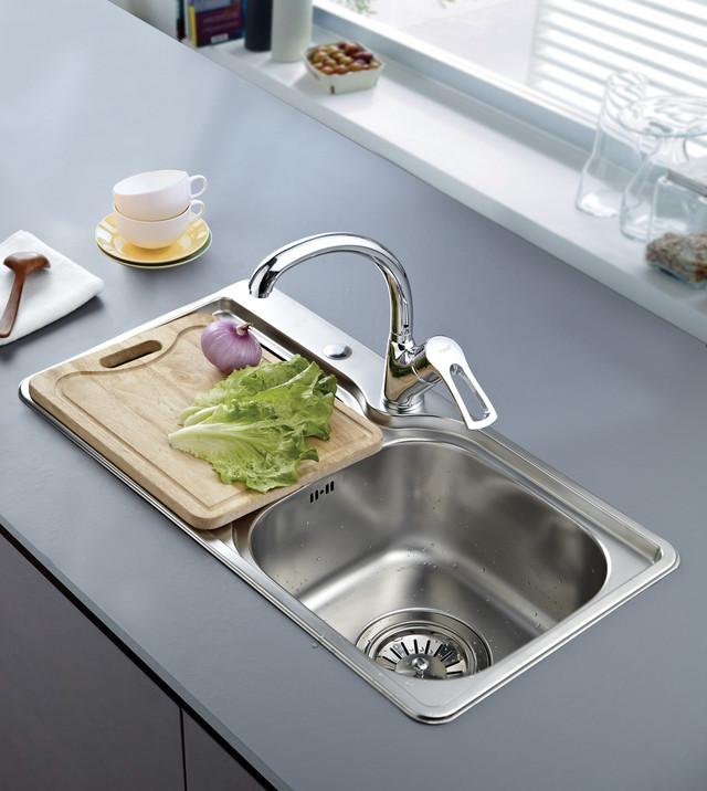 Z83-DYU размеры смесителя для кухни Zegor