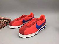Кроссовки женские Nike  Classic Cortez Epic D898 Красные