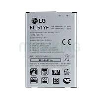 Оригинальная батарея на LG G4/G4 Stylus (BL-51YF) для мобильного телефона, аккумулятор для смартфона.