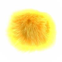 Для Сумок И Ключей На Резинке Лиса, Цвет Жёлтый Брелок